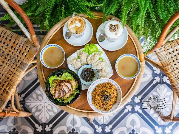 The Daily Dose Cafe @ Stewart Lane, Georgetown, Penang