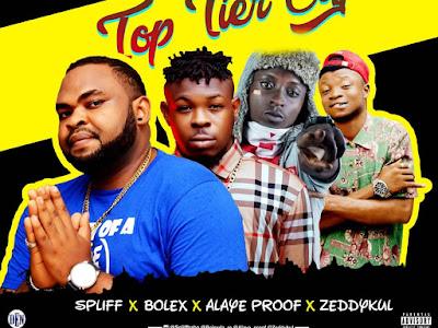 MP3 & VIDEO: FFG - Top Tier Cypher Ft. Spliff x Alaye Proof x Bolex & Zeddykul