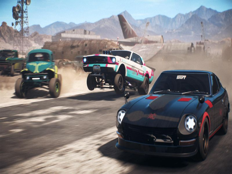 Download Need for Speed Payback Game Setup Exe