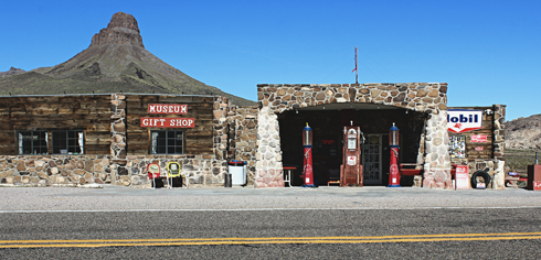 Cool Springs Station Route 66 Arizona