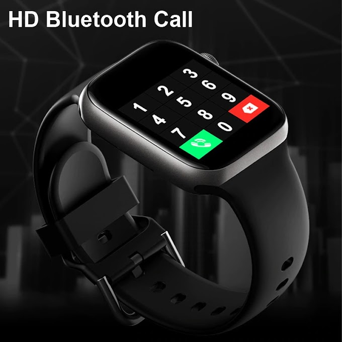 Smartwatch Men/Women Call Watch Waterproof