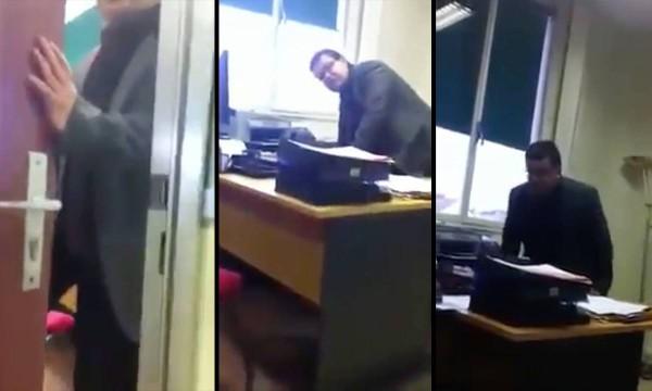 Une Marocaine virée d'une ambassade Marocaine par un employé arogant.