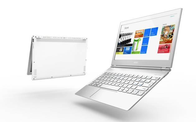 Ultrabooks Aspire S7 de 11″