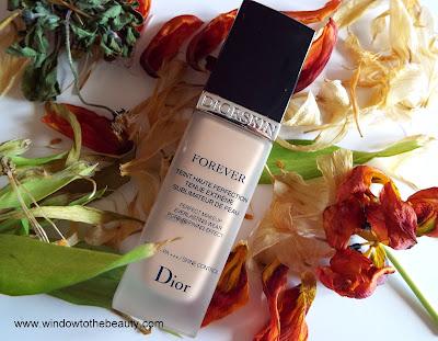 Podkład Dior Diorskin Forever wizaż