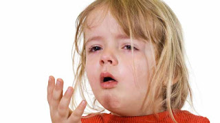batuk berdahak pada anak