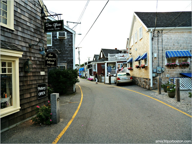 Perkins Cove en Ogunquit, Maine