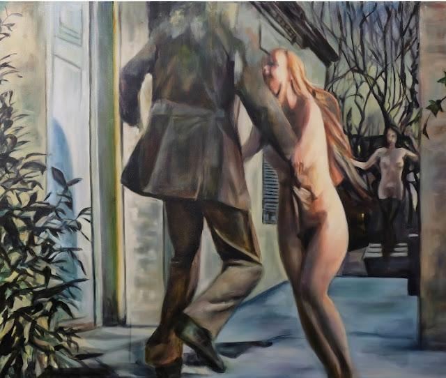"""Artista albanese Iva Lulashi parte della mostra """"Gallerie delle Prigioni"""" a Treviso"""