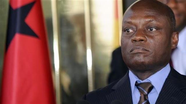 Hundreds of protesters demand departure of Guinea-Bissau President Jose Mario Vaz