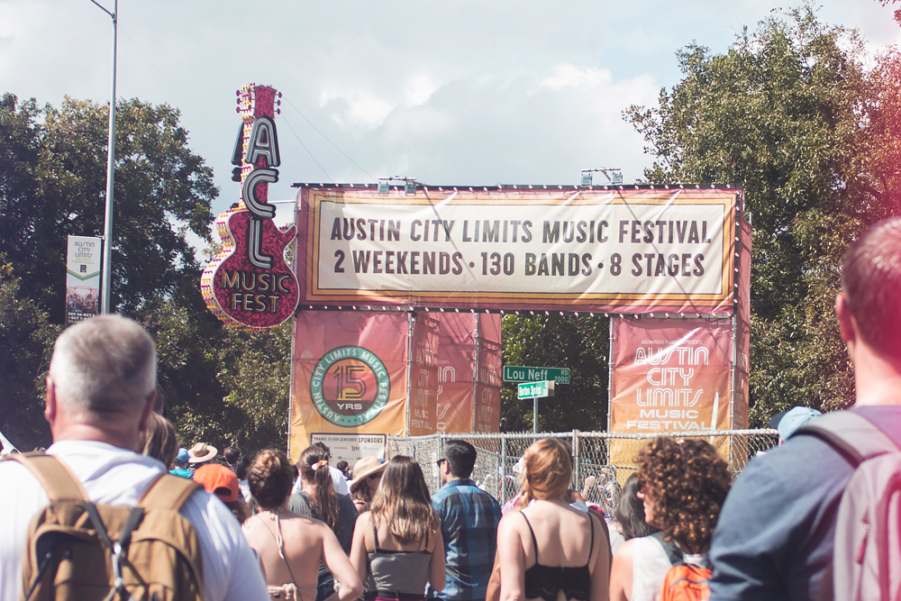 Austin City Limits Music Festival 2016 | The Wanderful Soul Photography