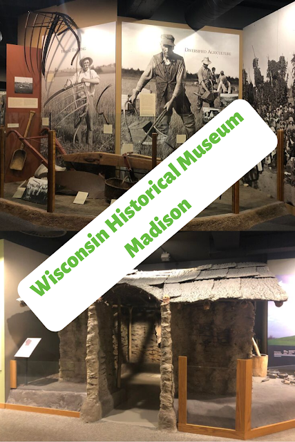 Wisconsin Historical Museum Madison: Traveling Through Wisconsin History
