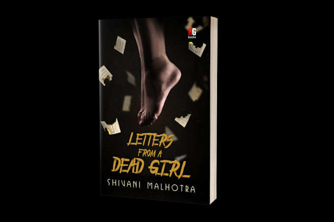Book launch - Letters from a dead girl - A must read