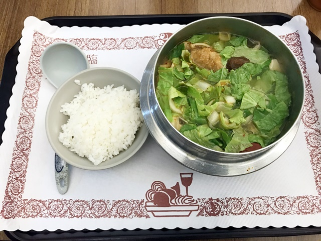 韓州豆腐鍋專賣店興安店