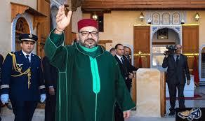 محمد السادس نصره الله يهنئ رئيس الجمهورية اللبنانية بمناسبة العيد الوطني لبلاده