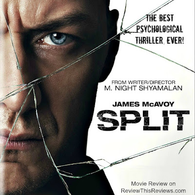 Split by M. Night Shyamalan - Movie Review