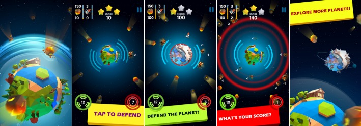 apple apps defend the planet