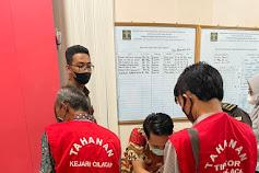 Ketua BPD Bulupayung Ditahan Kejari Cilacap Dugaan Korupsi Pengelolaan Penyertaan Modal Pemerintah Desa