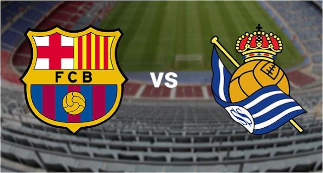 """Barcelona vs. Real Sociedad EN VIVO Por beIN SPORTS: """"Ver Partido OnLine"""""""