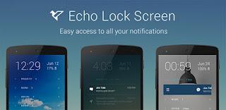 Descarga Echo Notification Lockscreen