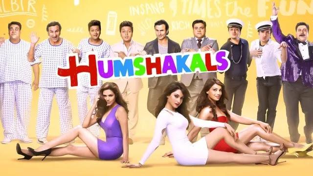 Humshakals Full Movie Download  & Watch Online (2014)