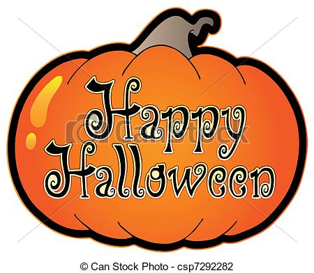 Free happy halloween pumpkin clipart images download