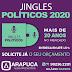 ARAPUCA AUDIO PRODUCTION - JINGLES POLÍTICOS 2020