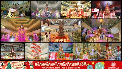 Christmas at SM