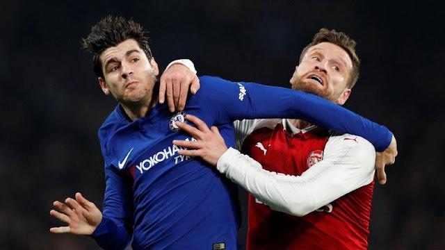 Piala Liga Inggris: Chelsea vs Arsenal Berakhir Tanpa Gol