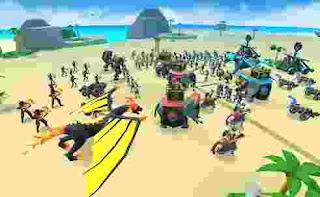 Game Strategi Perang Offline