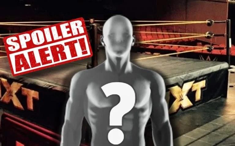 Estrela retorna durante as gravações do WWE NXT
