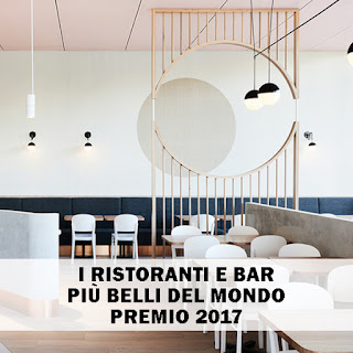 premio annuale per i bar e ristoranti più belli del mondo