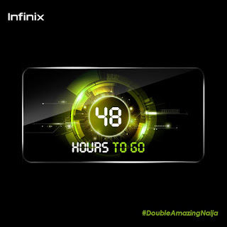Infinix Mobile To Unveil Hot 6 And Hot 6 Pro In Nigeria In The Next 48 Hours #DoubleAmazingNaija