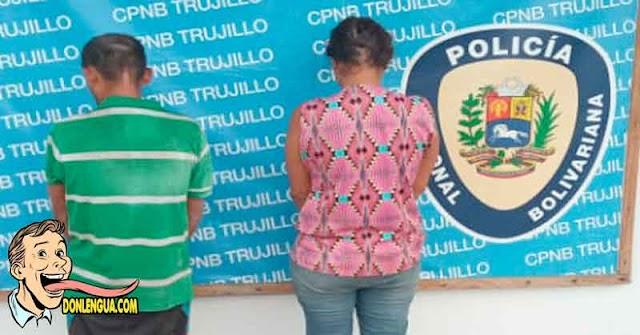 Dos seguidores del Chavismo asesinaron a su bebé de 2 meses en Trujillo