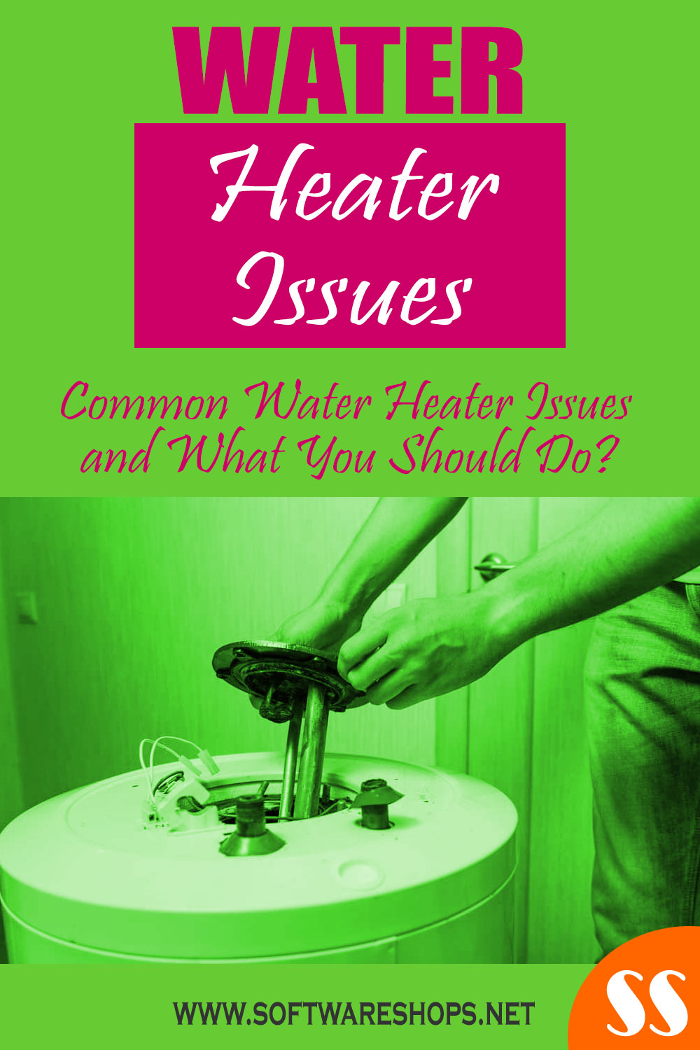 Common Water Heater Issues and What You Should Do?