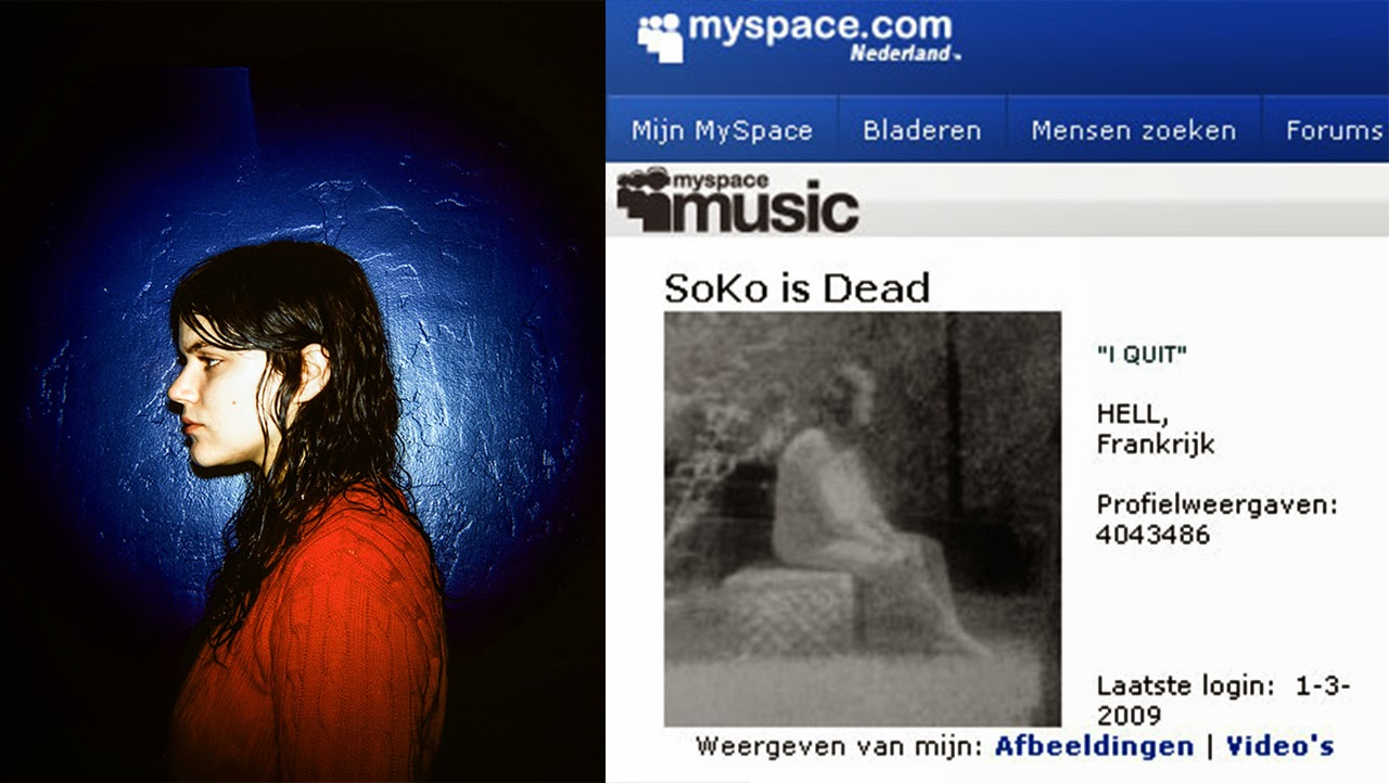 Why don't you come here to see me talk to me: SoKo | Spotlight