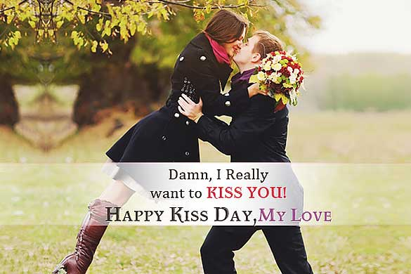 kiss day memes