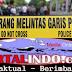 Insiden: Pos Polisi Wisata Bahari Lamongan Diserang OTK,Satu Polisi Terluka