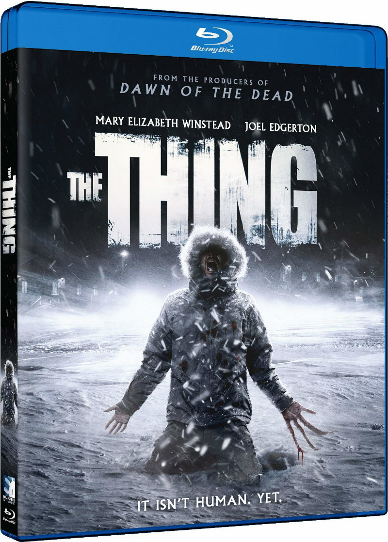 the thing 2011 blu-ray
