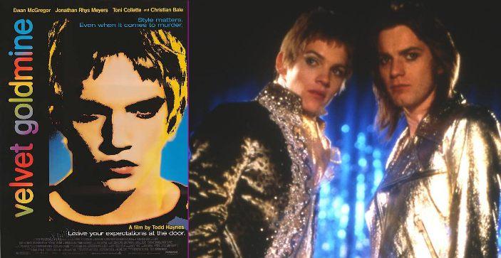 Velvet Goldmine, película