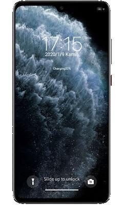 Themes iPhone 11 Pro Max UI Premium