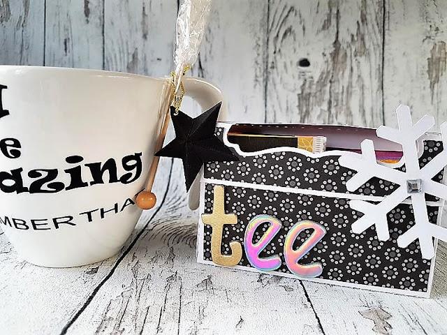 Teebox mit Plotter machen