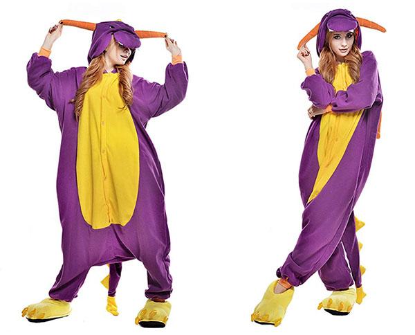 Precioso kirugumi de Spyro The Dragon