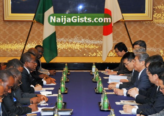 nigeria borrows japan