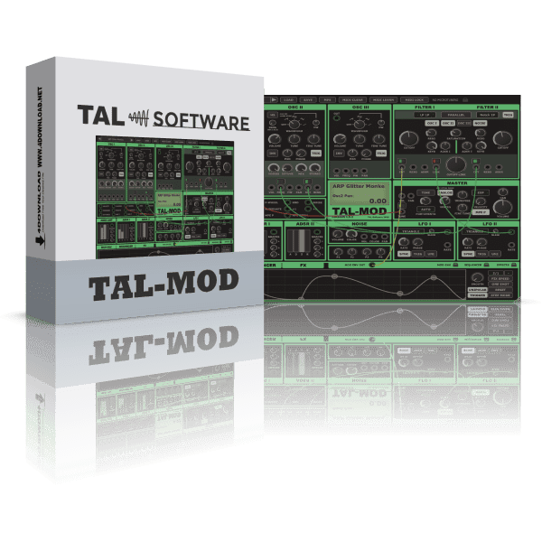 TAL Software - TAL-Mod v1.5.2 Full version