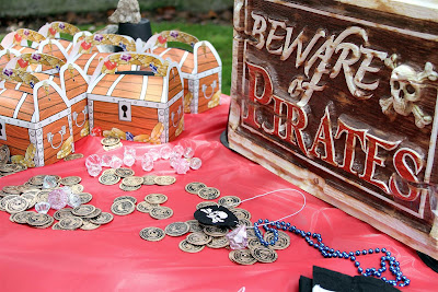 Pirates Decorations Party