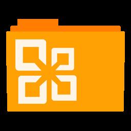 Microsoft Office 2010 Folder Icons Micorsoft Office 2010 Office