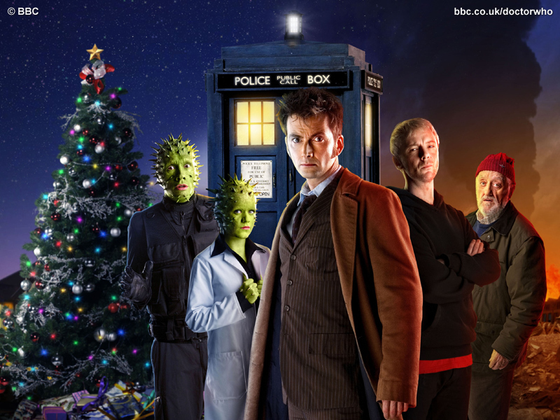 Doctor Who Christmas Specials.Doctor Who Christmas Special Revisited The End Of Time