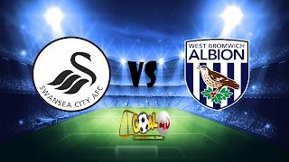 Prediksi Swansea City vs West Bromwich Albion 21 Mei 2017