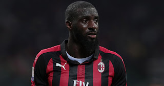 AC Milan reach 'agreement with Chelsea over Bakayoko move