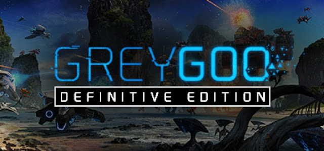 Free Download Grey Goo Definitive Edition PC Game