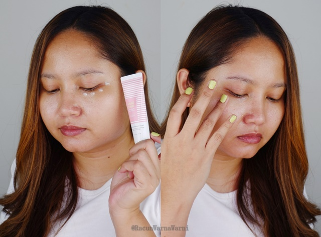 review Langsre BanaBerry Brightening Eye Cream